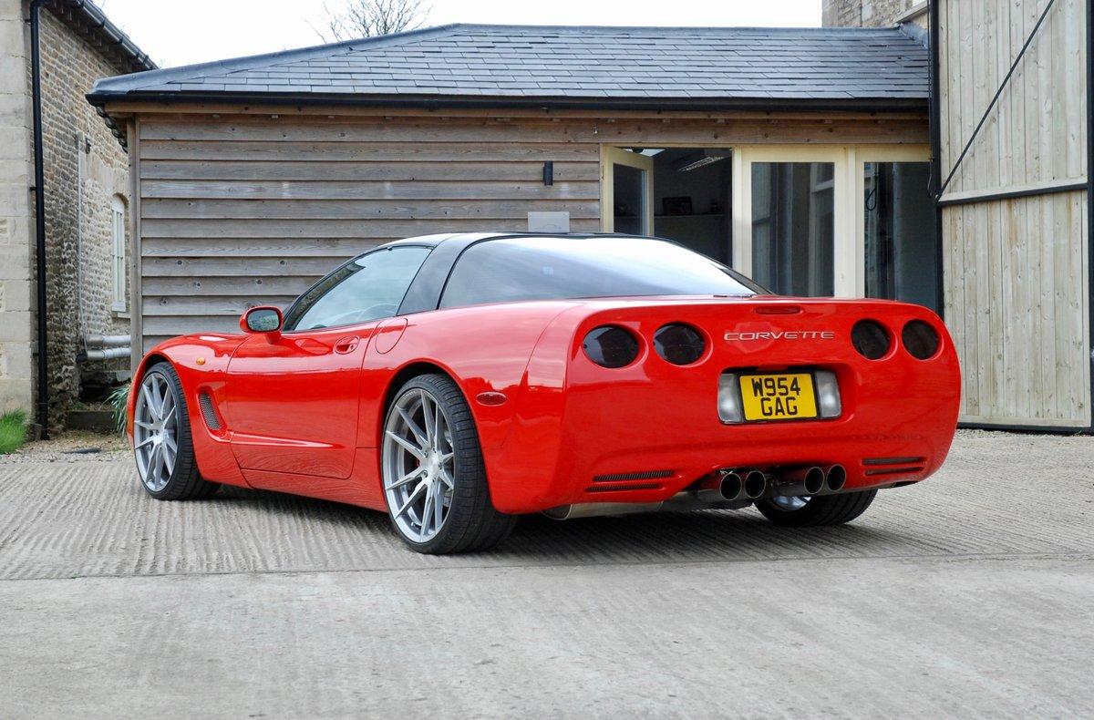 2000 Chevrolette Corvette C5 4.7 V8 LS1 For Sale (picture 4 of 6)