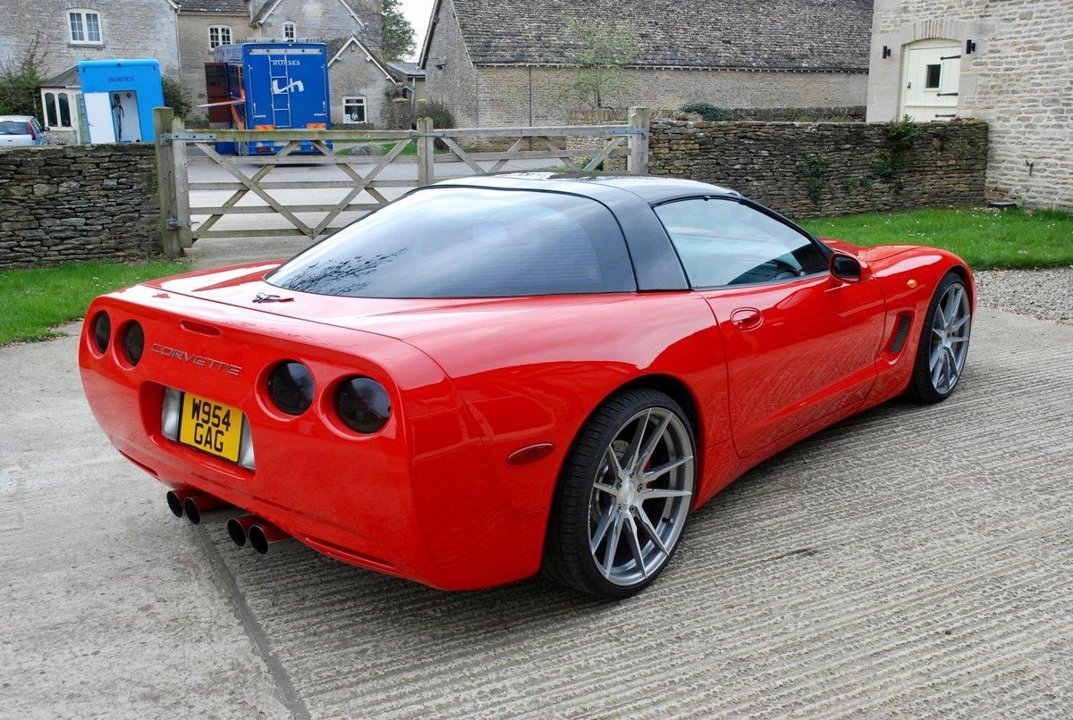 2000 Chevrolette Corvette C5 4.7 V8 LS1 For Sale (picture 5 of 6)