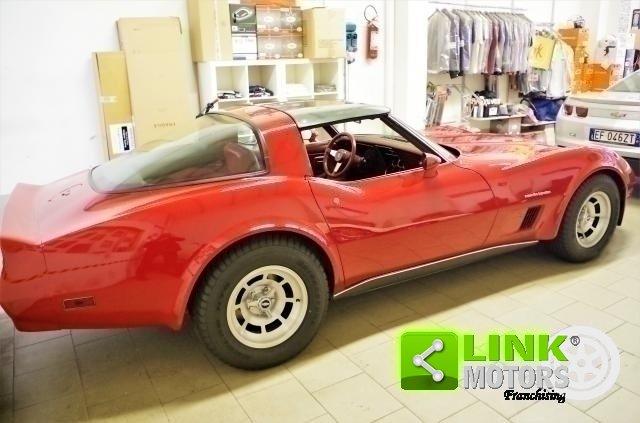 1982 Chevrolet Corvette C3 CrossFire - Automatica For Sale (picture 2 of 6)