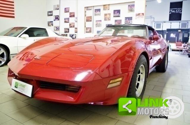 1982 Chevrolet Corvette C3 CrossFire - Automatica For Sale (picture 5 of 6)