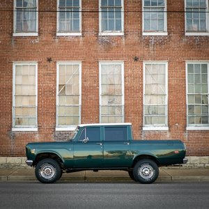 1974 International WagonMaster ¾-ton 4×4 Pickup = Rare $41.5