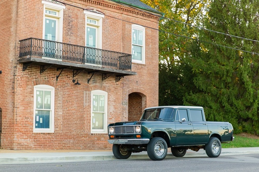 1974 International WagonMaster ¾-ton 4×4 Pickup = Rare $41.5 For Sale (picture 3 of 6)