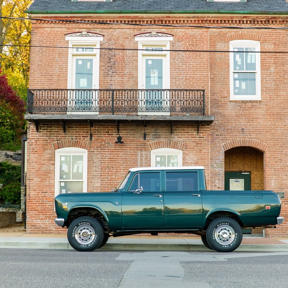 1974 International WagonMaster ¾-ton 4×4 Pickup = Rare $41.5 For Sale (picture 4 of 6)