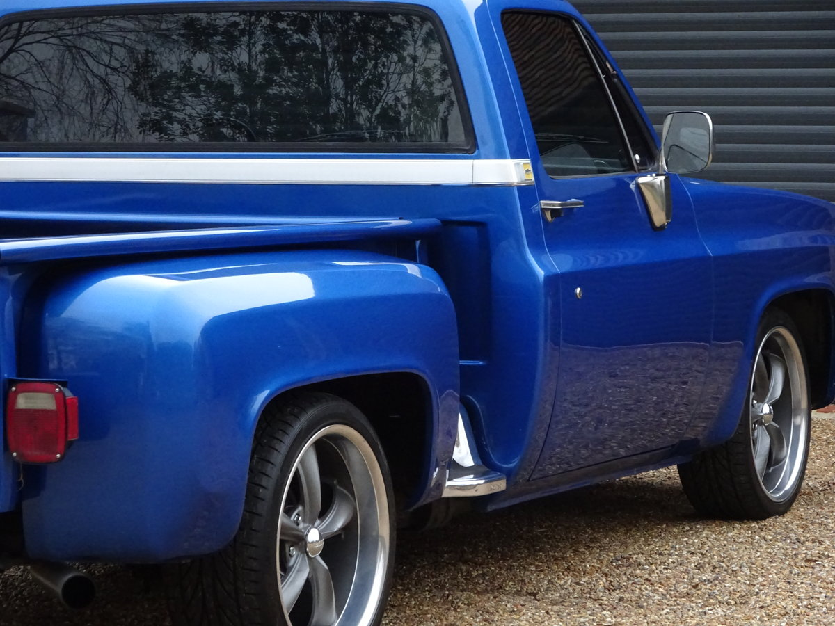 1985 '85 Chevy C10 454 BIG BLOCK For Sale (picture 4 of 6)