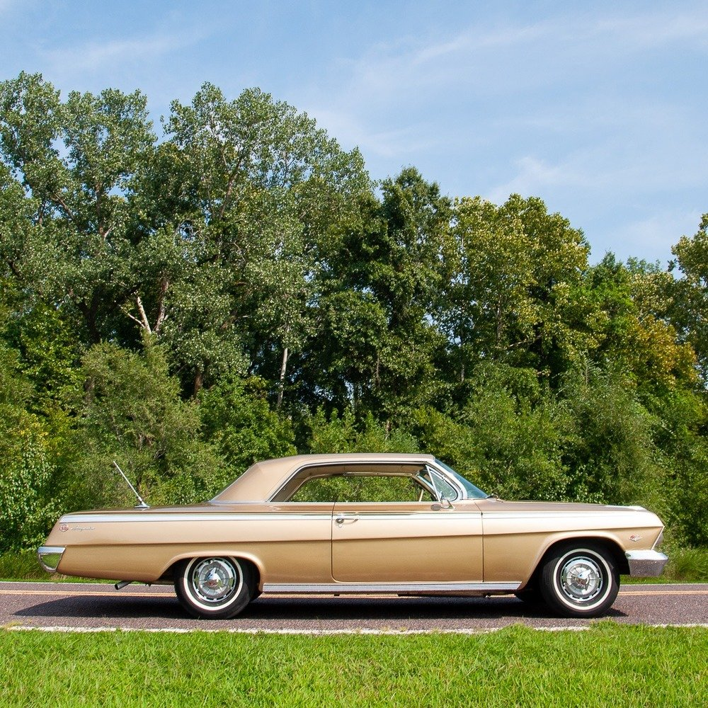 1962 Impala Golden Anniversary SS = Rare 1 of 324 = $41.5k For Sale (picture 3 of 5)