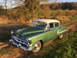 Chevrolet Bel Air Sedan 1954 For Sale