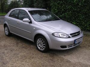 2005 cheverolet lacetti 1.6 sx 5 door For Sale
