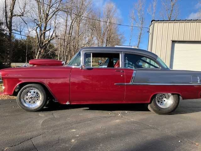 1955 Chevrolet 210 Pro-street (Rindge, NH) $48,000 obo For Sale (picture 2 of 6)