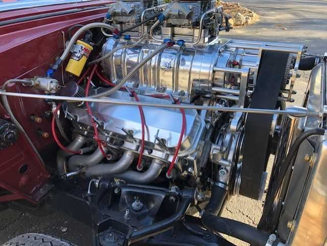 1955 Chevrolet 210 Pro-street (Rindge, NH) $48,000 obo For Sale (picture 5 of 6)