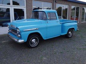 Chevrolet 3100, 1959