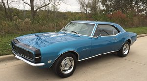 1968 Chevrolet Camaro RS: 13 Apr 2019 For Sale by Auction
