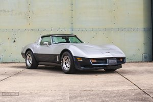 1981 Chevrolet Corvette Stingray C3 SOLD