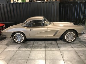 1962 Corvette C1 - Fully Restored in Germany not US For Sale