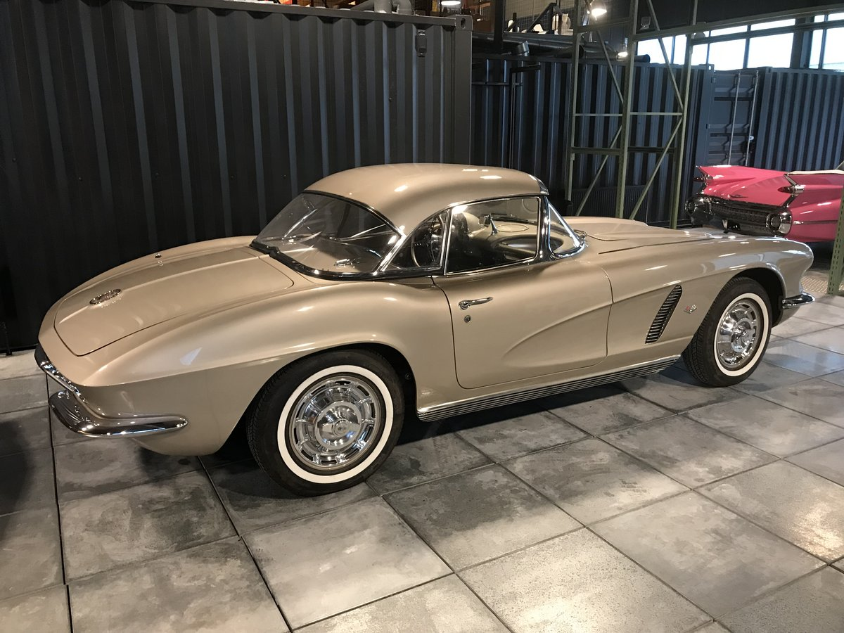 1962 Corvette C1 - Fully Restored in Germany not US For Sale (picture 2 of 6)