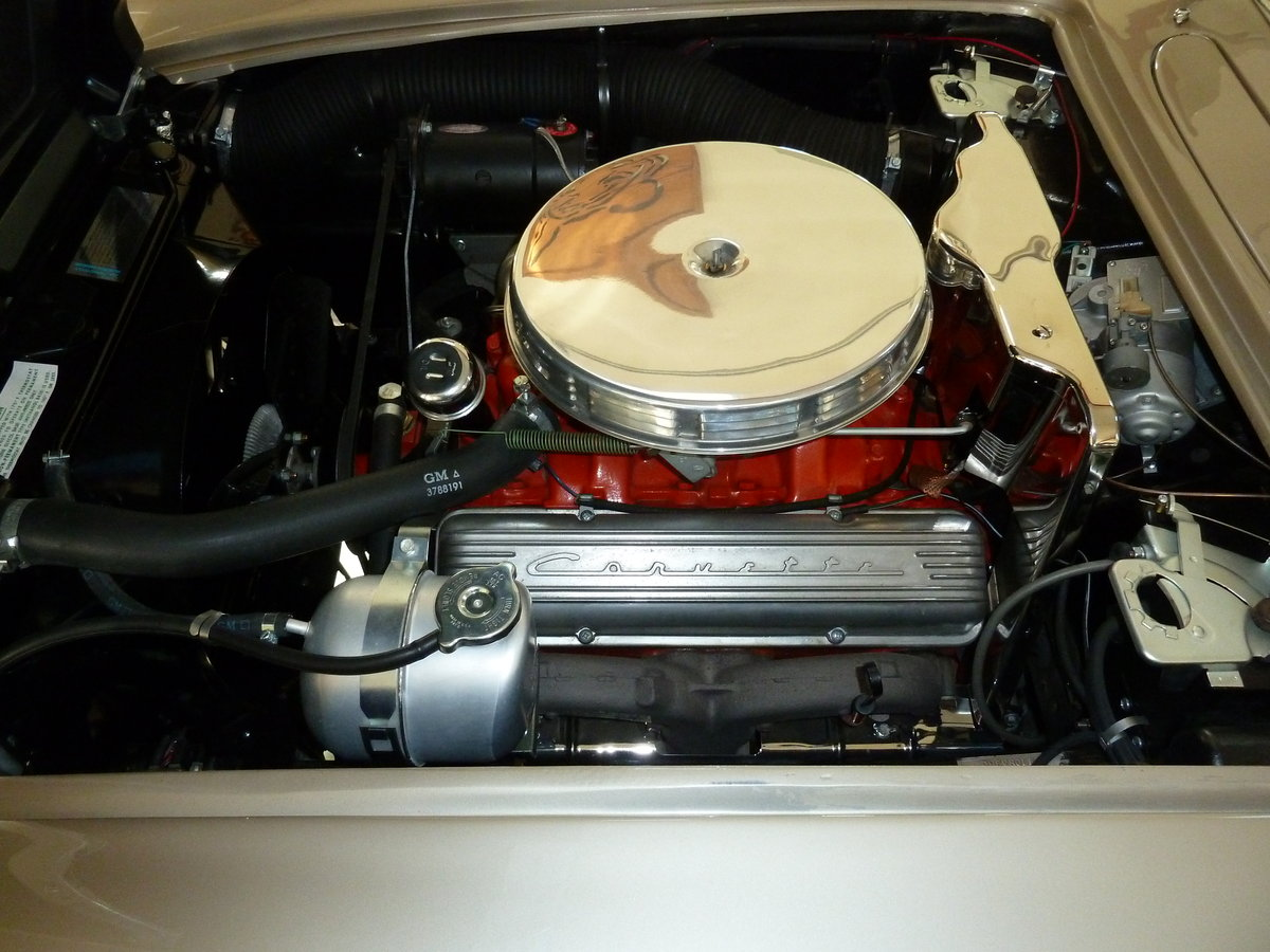 1962 Corvette C1 - Fully Restored in Germany not US For Sale (picture 5 of 6)