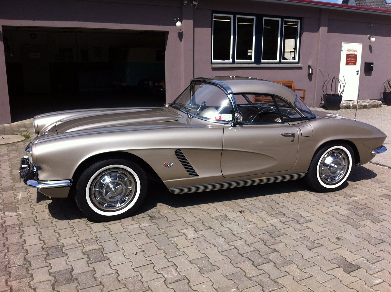 1962 Corvette C1 - Fully Restored in Germany not US For Sale (picture 6 of 6)