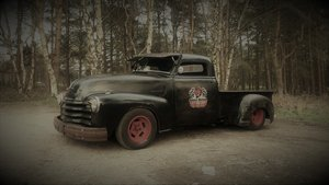 1953 Chevrolet 3100 Rat Rod