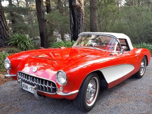 1957 CHEVROLET CORVETTE C1 all original condition For Sale