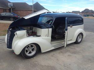 1938 Chevrolet Sedan Delivery (New Iberia, LA) $28,500 obo For Sale