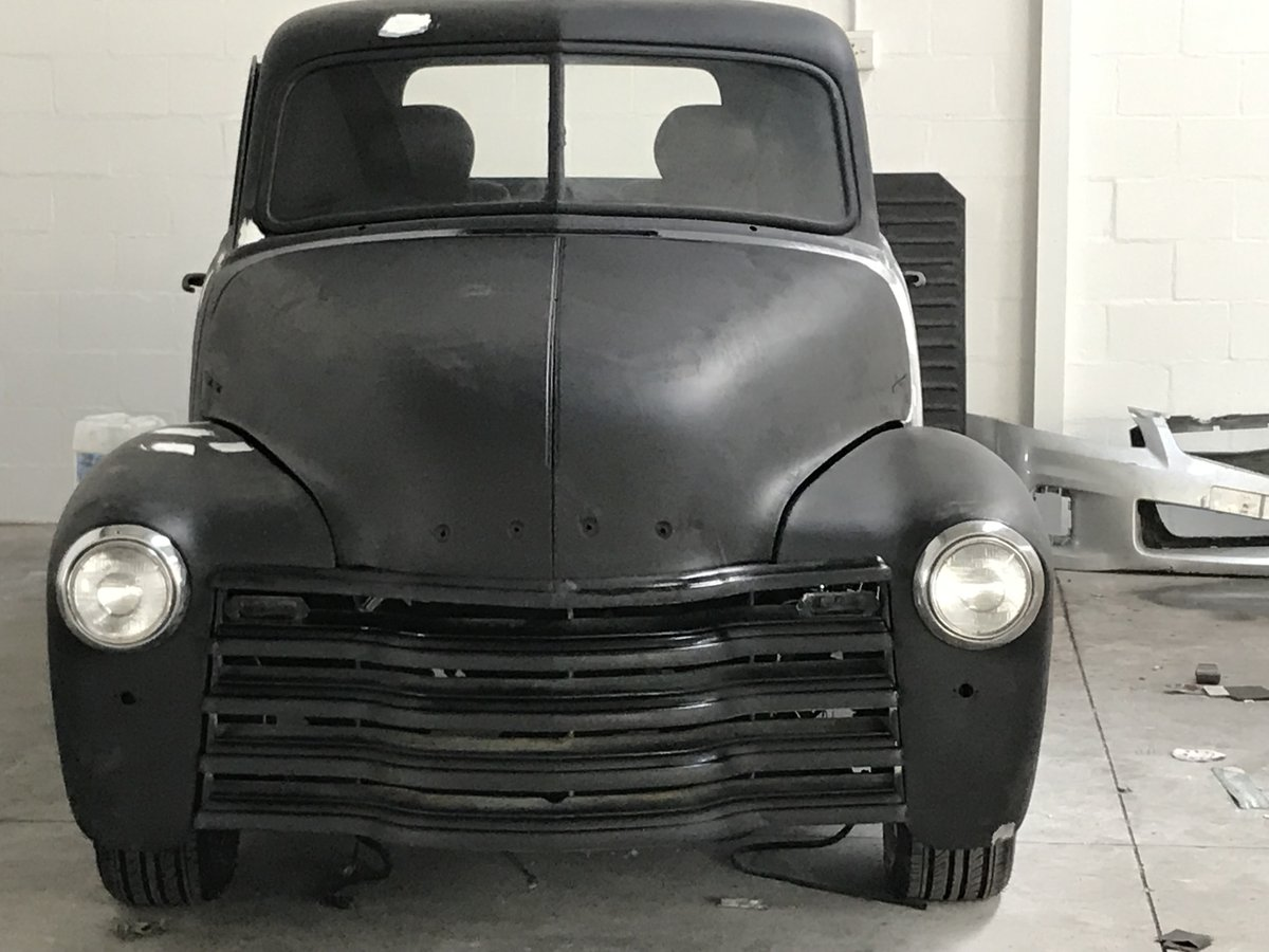 1949 Chevy Pickup For Sale (picture 2 of 6)