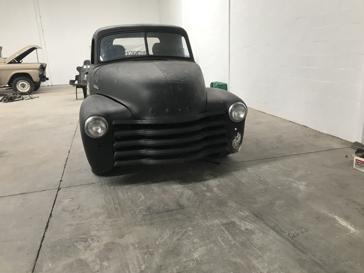 1949 Chevy Pickup For Sale (picture 6 of 6)