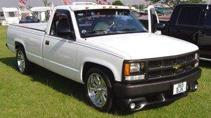 1992 Chevrolet C1500 Cheyenne Pickup