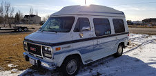 1995 GMC Vandura 3500 (1 ton chassis) Conversion Van $15.9k For Sale (picture 1 of 6)