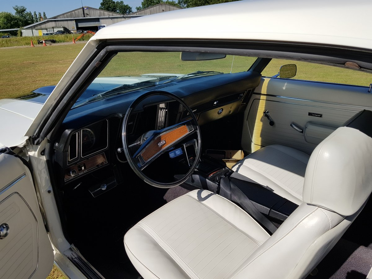 1969 Chevrolet Camaro V8 and Automatic  For Sale (picture 6 of 6)