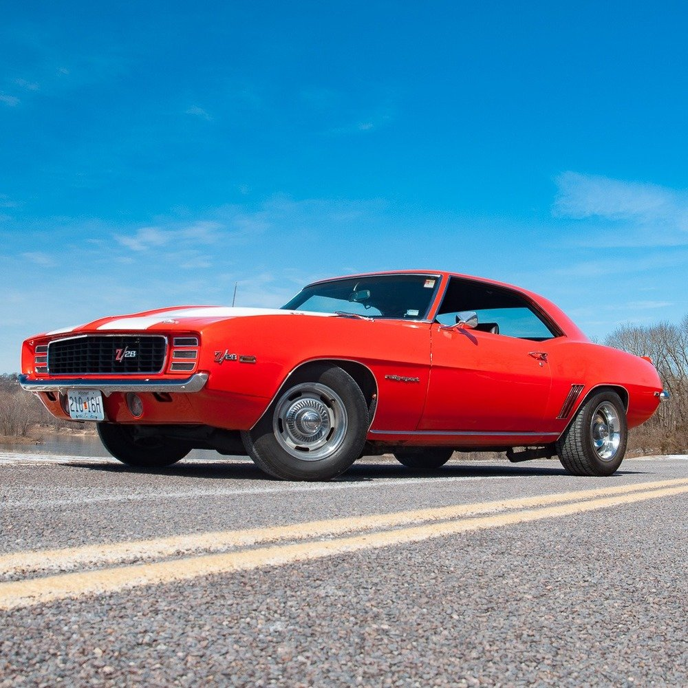 1969 Chevy Camaro Z-28 = Correct 67k miles  $obo For Sale (picture 1 of 4)