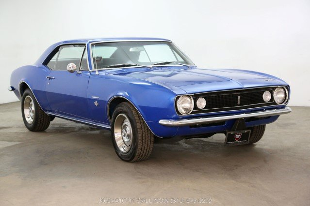 1967 Chevrolet Camaro For Sale (picture 1 of 6)