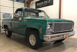 1979 Chevrolet Square Body Short bed pick up   SOLD