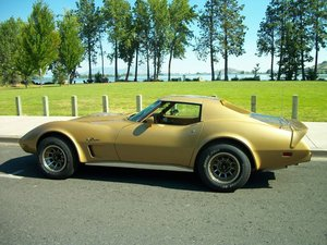 1976 Chevrolet Corvette (Chiloquin, OR) $19,900 obo