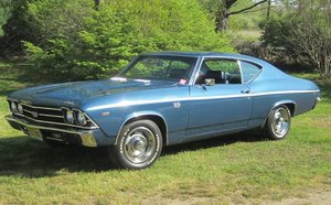 1969 Chevrolet Chevelle SS 396 clone (Clarksburg, NJ) For Sale