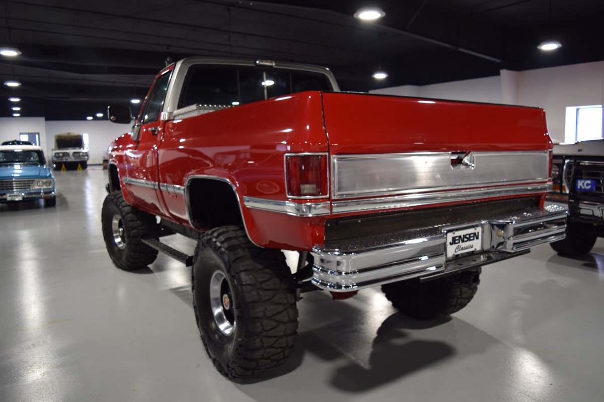 1985 Chevy Silverado  For Sale (picture 5 of 6)