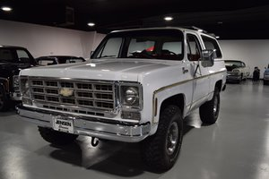 1977 Chevrolet Blazer  For Sale