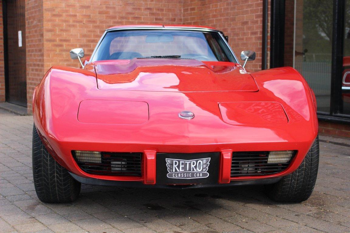 1975 Chevrolet Corvette Stingray 350 V8  For Sale (picture 2 of 6)