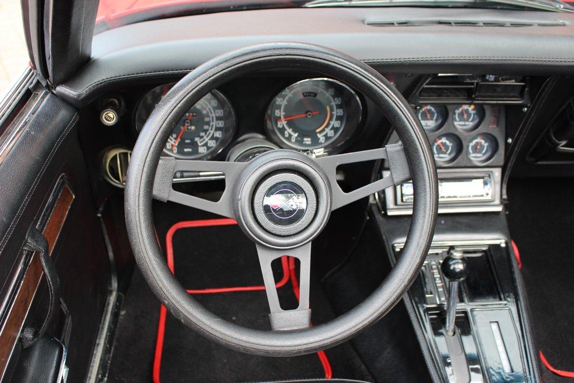 1975 Chevrolet Corvette Stingray 350 V8  SOLD (picture 6 of 6)