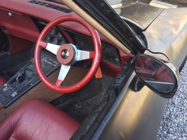 Right Hand Drive 1980 Corvette LS1 Convertible For Sale (picture 6 of 6)
