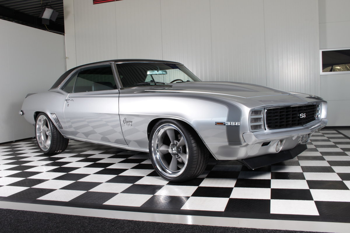1969 Camaro RS/SS Big block pro touring special ! For Sale | Car And