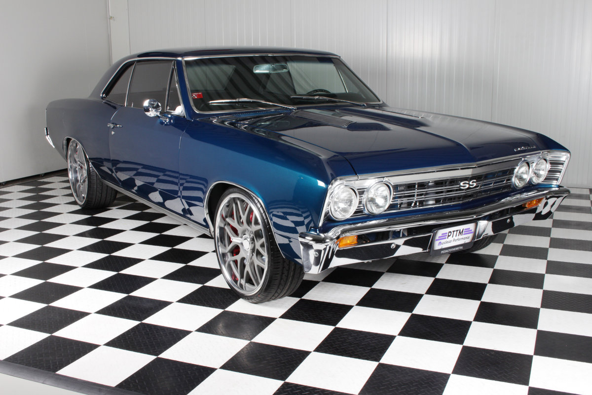 1967 Chevelle SS Bigblock pro touring special !! For Sale (picture 1 of 6)