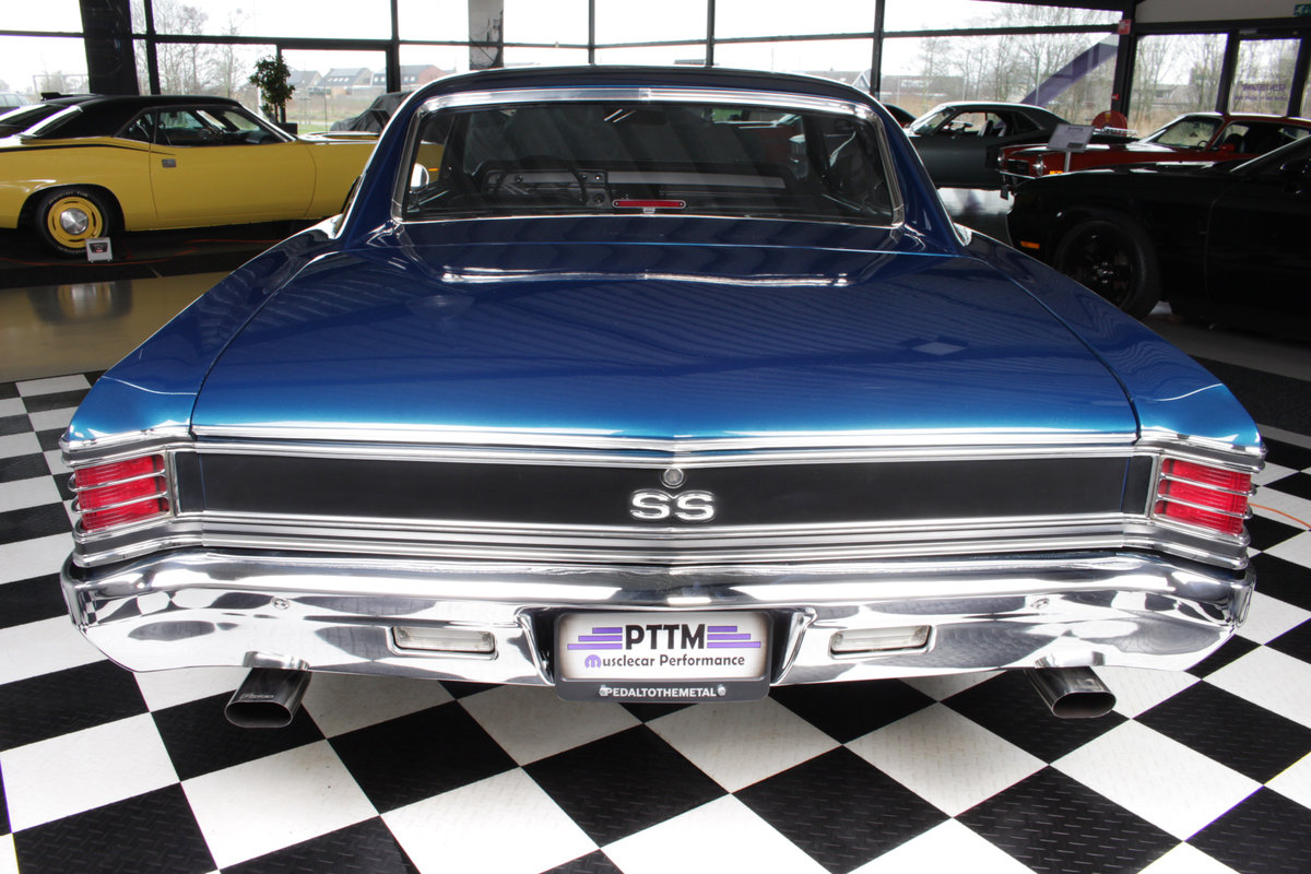 1967 Chevelle SS Bigblock pro touring special !! For Sale (picture 6 of 6)