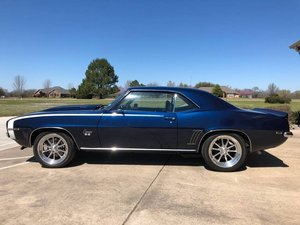 1969 Chevrolet Camaro SS (Mt. Vernon, TX) $84,900 obo For Sale