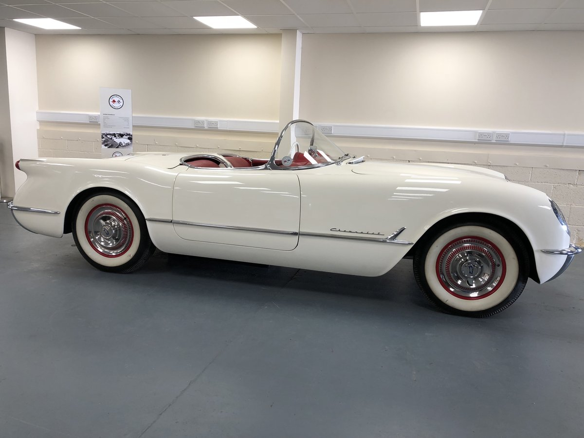 Chevrolet Corvette - 1954 SUPER RARE - THE BEST AVAILABLE. For Sale (picture 1 of 6)