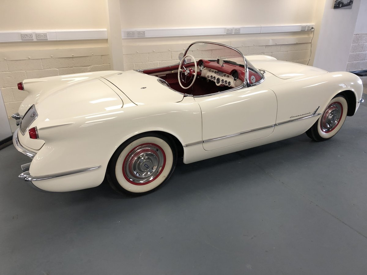 Chevrolet Corvette - 1954 SUPER RARE - THE BEST AVAILABLE. For Sale (picture 4 of 6)