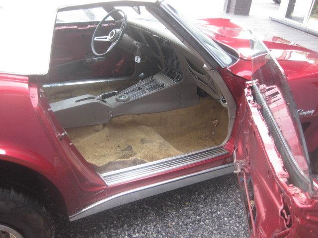 1975 Chevrolet Corvette C3 Cabriolet Stingray 5.7 For Sale (picture 4 of 6)