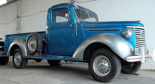 Excellent 1939 pick up truck rhd For Sale (picture 1 of 6)