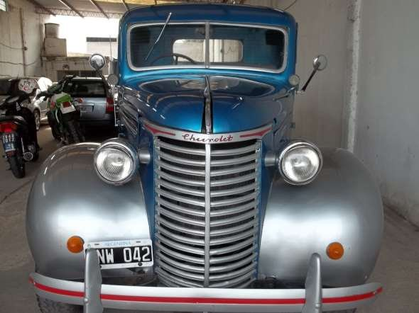 Excellent 1939 pick up truck rhd For Sale (picture 2 of 6)