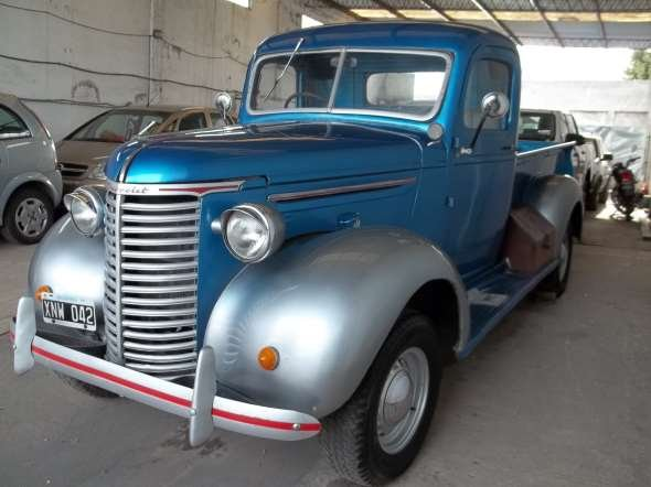 Excellent 1939 pick up truck rhd For Sale (picture 3 of 6)