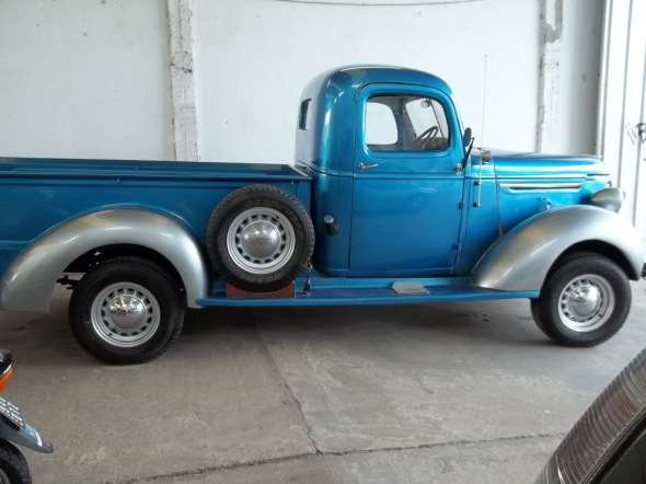 Excellent 1939 pick up truck rhd For Sale (picture 4 of 6)