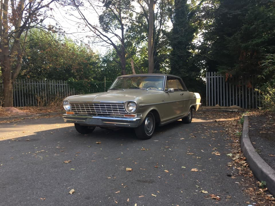 1964 Chevrolet Chevy II Nova For Sale (picture 1 of 6)